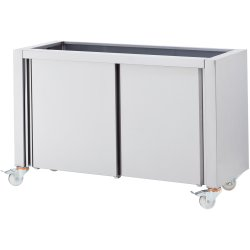 Base for Chicken Rotisserie Ovens Height 740mm | Adexa CRM7