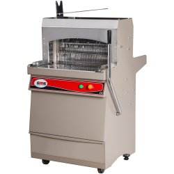 Professional Bread slicer Automatic 500 slices/h Thickness 13mm | Adexa EK 4332
