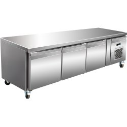 Low Refrigerated Counters / Chef Bases