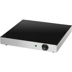 Commercial Pizza warming tray 500x500mm | Adexa PWT01