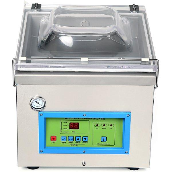 Chamber Vacuum Packing Machine 8m³/hour 9.8 litres | Adexa STV030