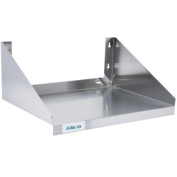 Microwave Shelf Stainless steel 600x450mm | Adexa WMS450X600