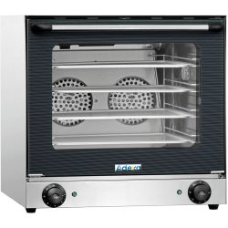 Commercial Electric Convection Oven with Steam 4 trays 325x450mm | Adexa YSD2A