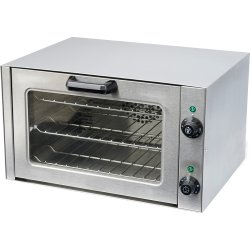 Commercial Electric Convection Oven 1 grid 400x290mm | Adexa YSDB