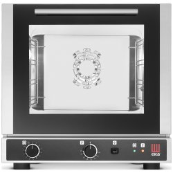 Electric Convection ovens Manual controls