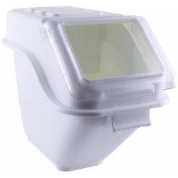 Ingredient Bin 24 litre Transparent lid | Adexa BIN63