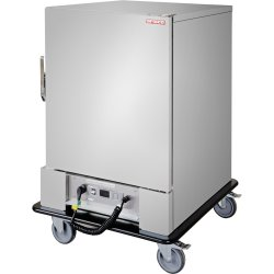 Banqueting trolley Hot Mobile 5xGN2/1 720x900mm | Adexa BQ0