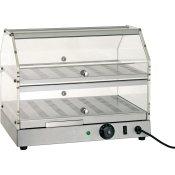 Counter Top Heated Displays/Merchandisers