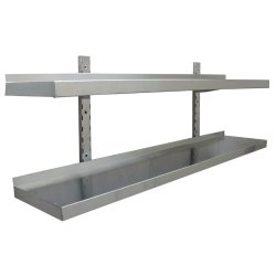 Wall Shelves 1 & 2 Tier