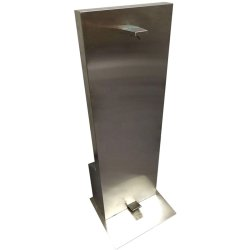Sanitizer Station Stainless steel Height | Adexa DVS130