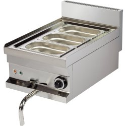 Electric Bain Marie 1xGN3/4 0.8kW Table top | Adexa Hotmax 600 EB604