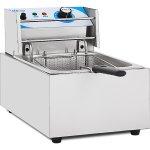 Commercial Deep Fat Fryer 8 litres 2.5kW Countertop | Adexa MAREF81