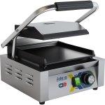 Heavy Duty Panini Contact grill Single Smooth | Adexa EGD10A