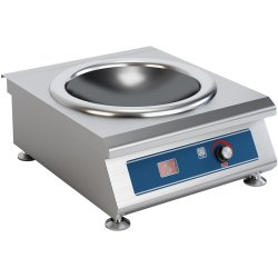 Commercial Wok Induction cooker 3kW | Adexa EMO3K5C