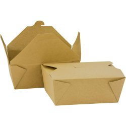 200pcs Disposable Takeaway Container 768ml | Adexa FC1