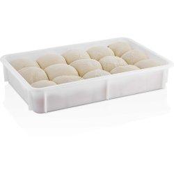 Pizza Dough Box 600x400x100mm Polypropylene | Adexa GPH100