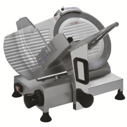 Commercial Meat slicer 10''/250mm Aluminium coated | Adexa HBS250A