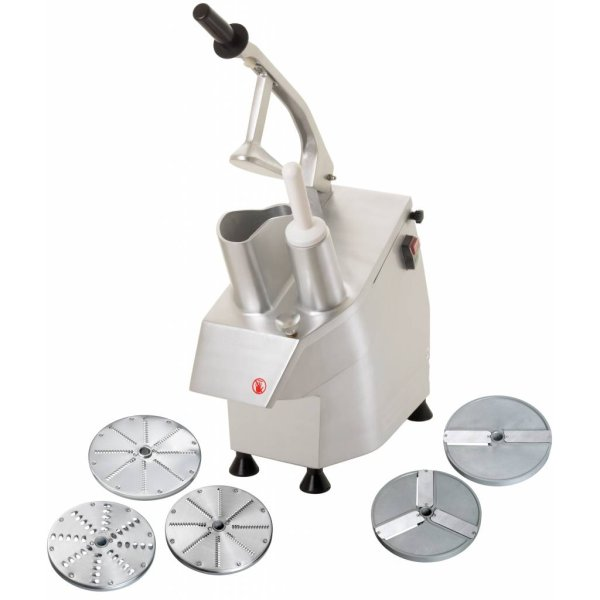 Commercial Vegetable Prep machine Including 5 discs 550W | Adexa HLC300