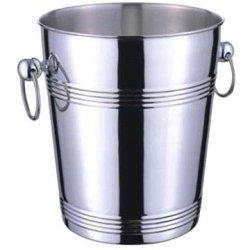 Wine & Champagne Bucket Stainless steel | Adexa IBB001