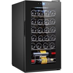 Commercial Wine cooler 24 bottles | Adexa JC70