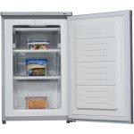 Undercounter Freezer 83 Litre Reversible Single Door Stainless Steel | Adexa AX85NX