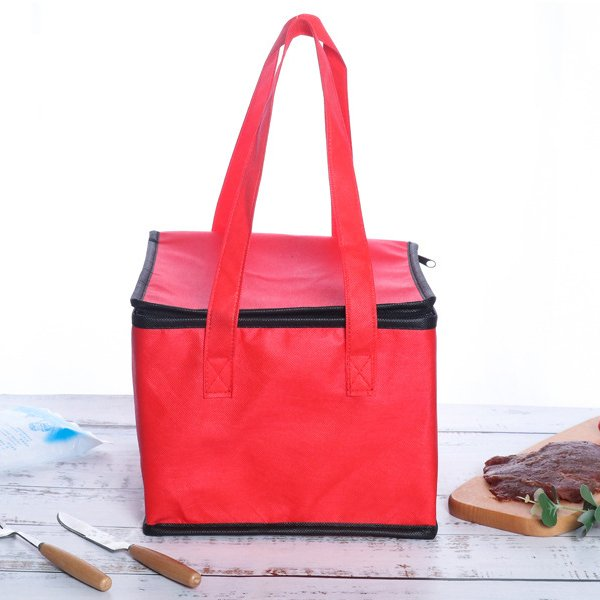 Oxford Cloth Food Delivery Thermo Carry Bag with Zipper 440x440x240mm   Adexa OC444424
