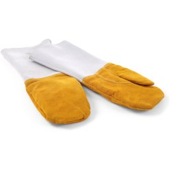 Professional Oven Mitts Leather | Adexa OML4523