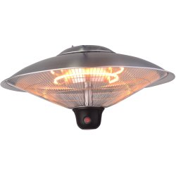 Electric Infrared Patio Heater Ceiling mount 2kW | Adexa PHH2000BR
