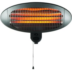 Wall Mounted Infrared Patio Heater 3 power settings 2kW | Adexa PHP2000D