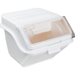 Ingredient Bin 10 litre Transparent lid   Adexa QY0101003