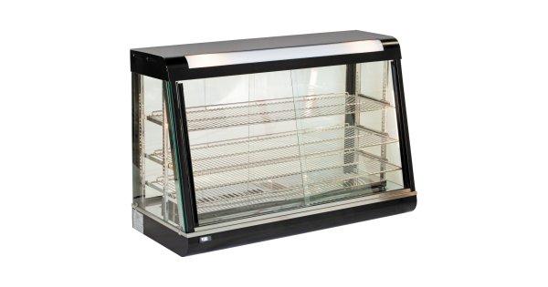Commercial Heated Display Merchandiser 370 Litres