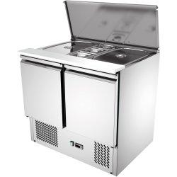 Saladette Open top 2 doors | Adexa S900