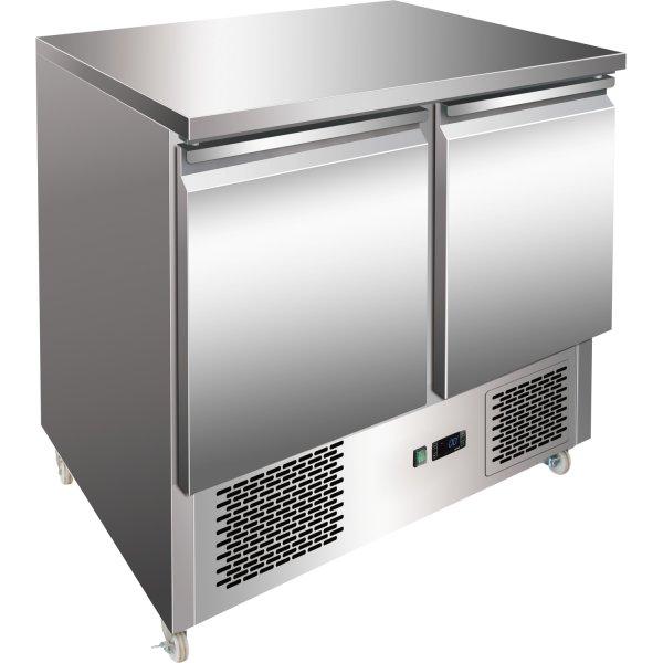 Refrigerated Counter 2 doors   Adexa S901S/S