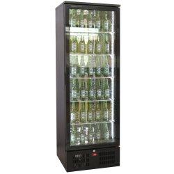 Bar bottle cooler Upright Single door 293 litres | Adexa SC293F