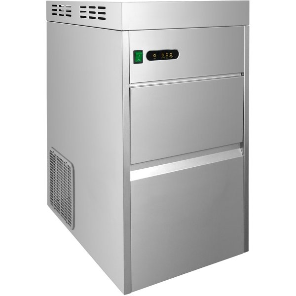 Commercial Crushed Ice Machine 30kg/24h 7kg bin   Adexa SFIM30