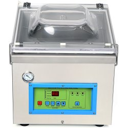 Chamber Vacuum Packing Machine 8m³/hour 9.8 litres | Adexa STV030
