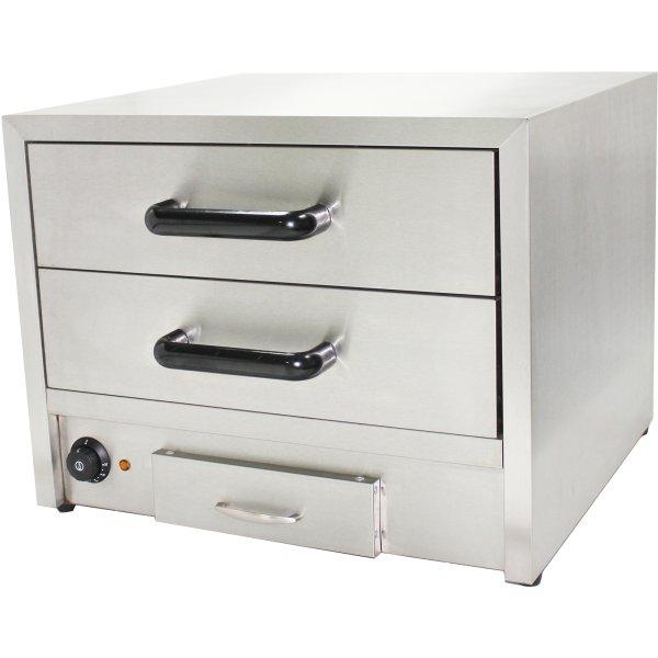 Commercial Bun Warmer / Warming Drawer Cabinet | Adexa WB02