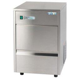 Professional Ice cube machine 50kg/24h 10kg bin | Adexa ZB50
