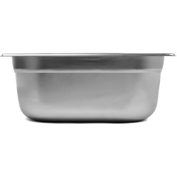 Stainless steel Gastronorm Pan GN1/9 Depth 100mm