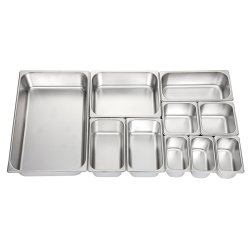 Stainless steel GN Pans & Containers